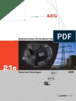 AEG Electric Motor