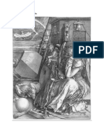 Análisis de Melencolia 1 (Renacimiento)