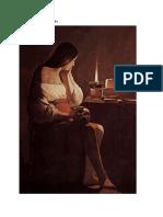 Análisis Visual (Barroco) Magdalena Penitente
