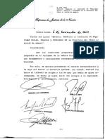 Jurisprudencia 2012-Becerro, Demetrio c Instituto de Seguridad Social CHACO