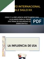 Contexto Internacional Gobierno de Alessadri, Frei