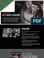 Todos los detalles de la serie de Nahir Galarza