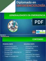 Generalidades Emergencia