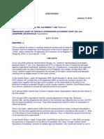 Interlink vs. CA, Et Al_Service of Summons