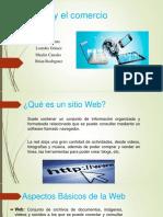 Web y El Correo Electrónico Exposición