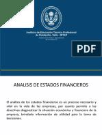 Analisis a los Estados Financieros y sus indicadores.pptx