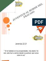 01 Juventud Al Borde Del Fracaso