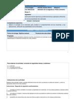 DCDI - Planeación Didáctica Unidad 3