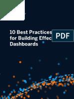 10 Best Practices for Building Effective Dashboardswp