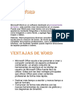 Informe Word