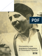 Encuentro Con Argimiro Gabaldon