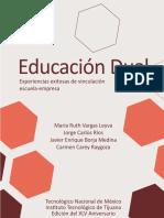 Educacion Dual. Experiencias Exitosas de Vinculación Escuela-empresa