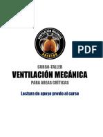 AVENTHO Manual Para Curso de ventilación mecánica