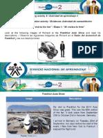 Competencia de Rabajo en Español e Ingles