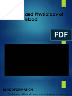Anatomy and Physiology of Blood Component (1)