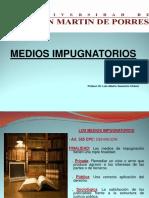 Clase 15-Medios Impugnatorios