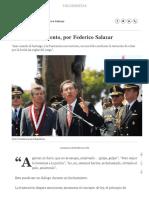 Ley de Linchamiento, Por Federico Salazar Columnistas _ El Comercio