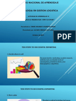 Evidencia 8 Presentation Steps to Export