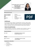 Curriculum Vitae - Cintia Rubit Cruzado Hernandez Actualizado (1)