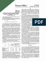 US Patent Nifuroxazide