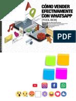Como vender efectivamente por whatsapp