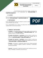 Procedimiento de Seleccion Evaluacion y Reevaluacion de  Proveedores.doc