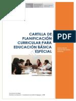 Cartilla Planif Curricular Ebe Final