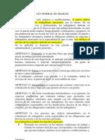 LEY FEDERAL de TRABAJO (Conoce Tus Derechos y Obligaciones Como Trabajador