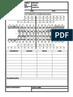 Formatos de Historia Clinica-odontologia