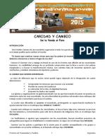 Enfoque de Desarrollo-CARIDAD Y CAMBIO 1