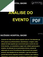 Incêndio Hospital BADIM R#