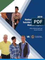 2019 National Veteran Suicide Prevention Annual Report