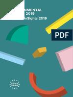 Environmental Report-2019 FINAL