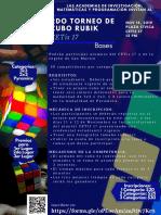 Torneo Rubik CETIS 17 2019 (1)