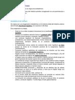 GLANDULAS ANEXAS resumen