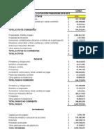 Ejemplo Analisis Horizontal y Vertical