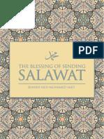 The Blessing of Sending Salawat - Shaykh Faid Mohammed Said