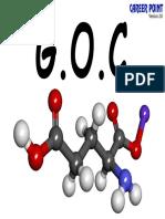 General organic chemistry vishal tiwari carrer poit  kota notes