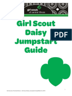 Girl Scout Daisy Jumpstart Guide