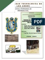 Trabajo de Geotecnia Salida Campo1