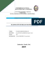 Informe de Helado Taller II