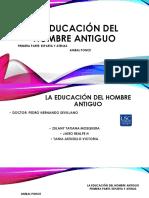 LA EDUCACIÓN DEL HOMBRE ANTIGUO.pptx