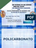 POLICARBONATO.ppt
