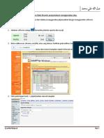 Pembuatan Web Dinamis Perpustakaan Menggunakan Php