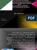 Presentación PW La Cuenta