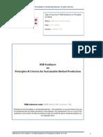 RSB Guidance on PCs Version 1