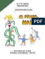 Proyecto del maíz