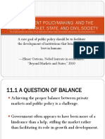 DEVELOPMENT POLICYMAKING  AND THE ROLES OF MARKET, STATE, AND CIVIL SOCIETY.pptx