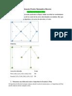Cuestionario Prueba Matemática Discreta