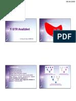 Y-STR Analizleri